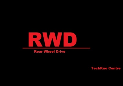 Abbreviation/Meanings Of RWD when used in Automotive Industry
