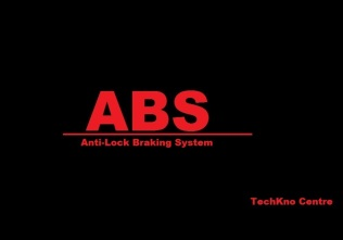Abbreviation/Meanings Of ABS when used in Automotive Industry